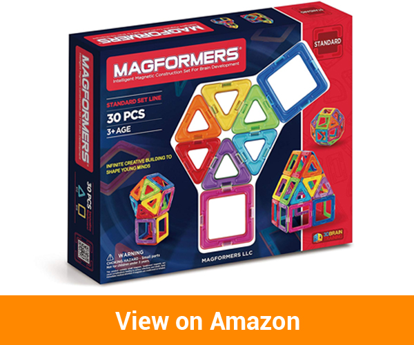 Magformers Basic set (30 pieces)