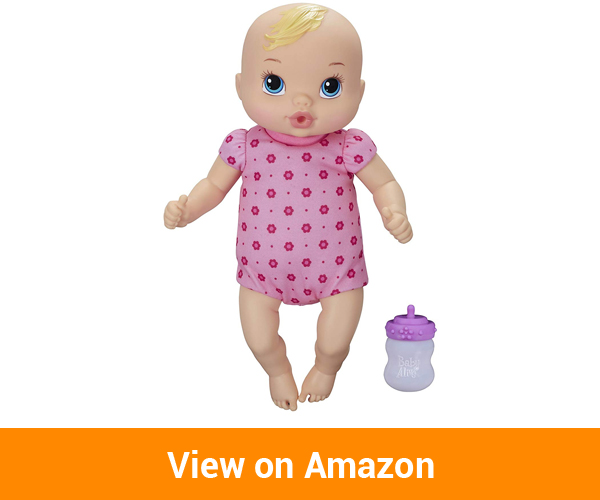 Baby Alive Luv 'n Snuggle (Blond)