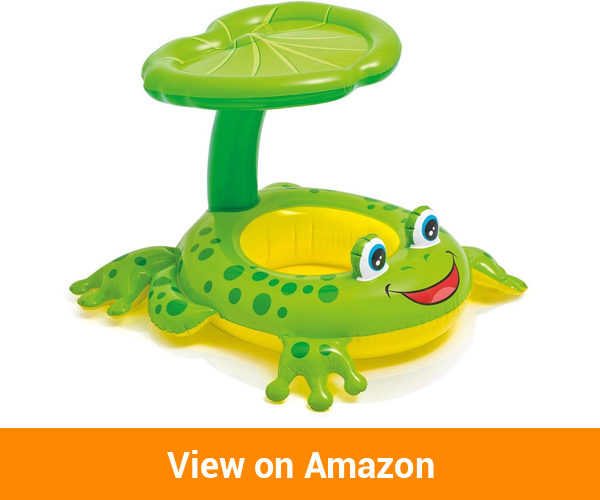 Intex Recreation 56584EP Froggy Friend Float