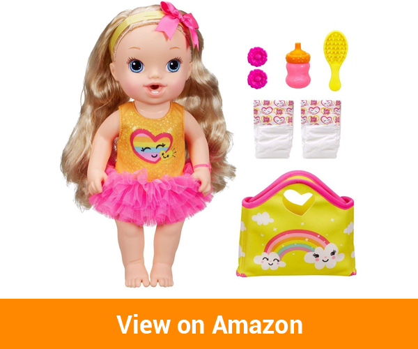 Baby Alive Darcis Dance Class (Blonde)
