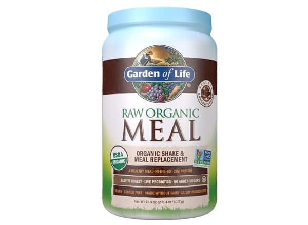 Garden of Life – Raw Organic Meal