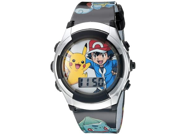 Pokémon Kids' Digital Watch