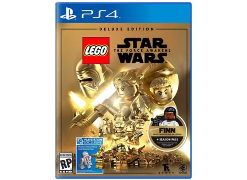 Lego Star Wars: Force Awakens Deluxe Edition