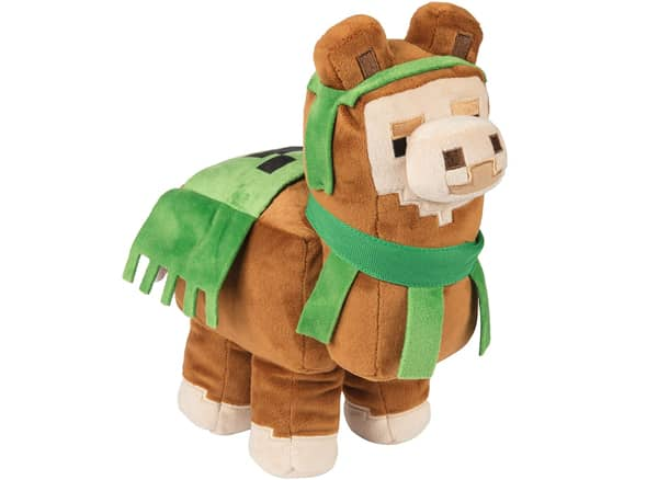 Jinx Minecraft Adventure llama Plush Stuffed Toy