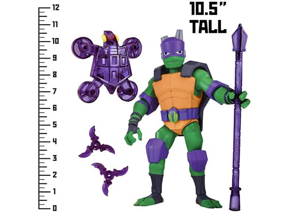 Rise of the Teenage Mutant Ninja Turtles Donatello Giant Figure