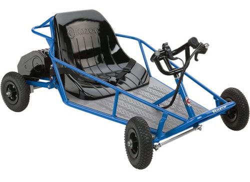 Razor 25143540 Kids Youth Single Rider Electric Car Go Kart Dune Buggy