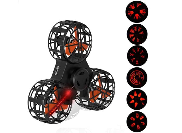EliveBuy Flying Fidget Spinner