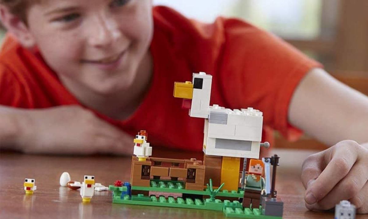 Best Minecraft Toys of 10 (Review & Guides)  TheBeastReviews