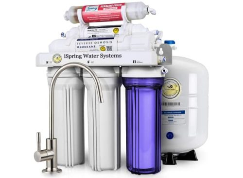 iSpring RCC7AK RO Water Purifier