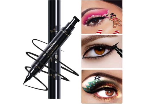 Pretty Diva Winged Eyeliner Stamp