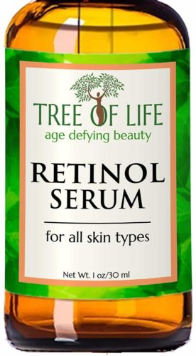 Flawless. Younger. Perfect. Retinol Serum