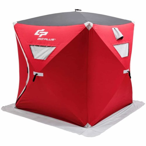Goplus Portable Ice Shelter