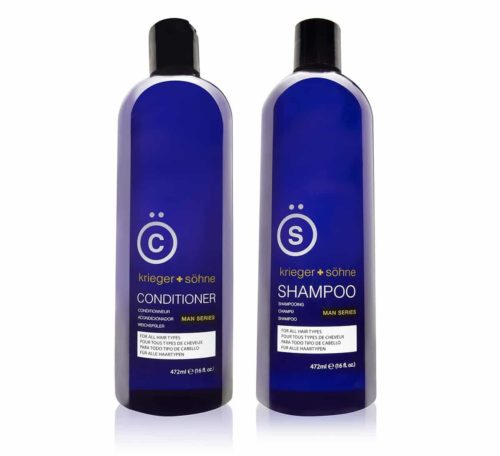 Krieger + Söhne Salon Quality Shampoo and Conditioner