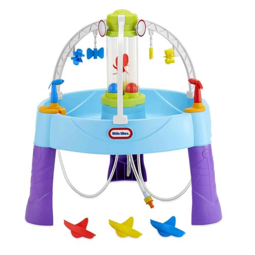Little Tikes Fun Zone Battle Splash Water Play Table