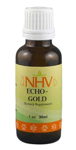 NHV Echo Gold - Ear Drops