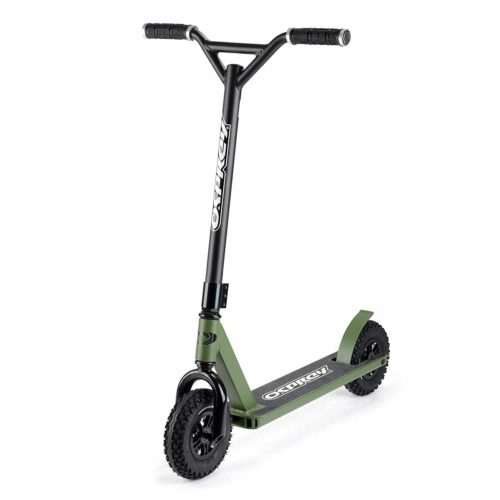 Osprey Dirt Scooter with Off-Road Trail Tires