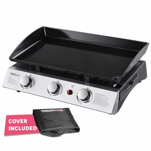 Royal Gourmet PD1300 Portable 3-Burner Griddle