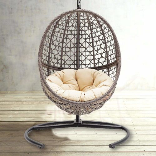 TheraLiving Hanging Egg Chair Swing