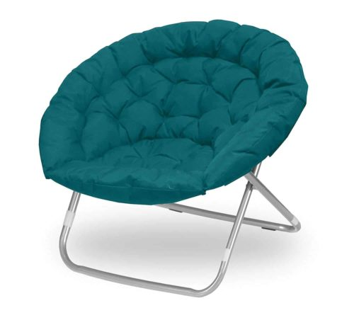 Urban Shop Oversized Saucer Chair