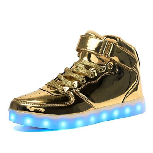 Voovix Kids LED Light up Shoes