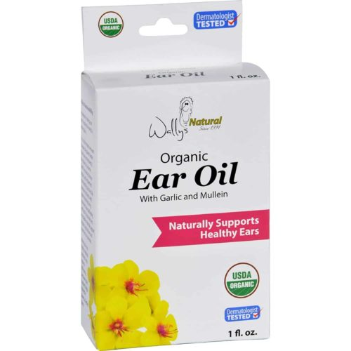 Wallys Natural Products Ear Oil