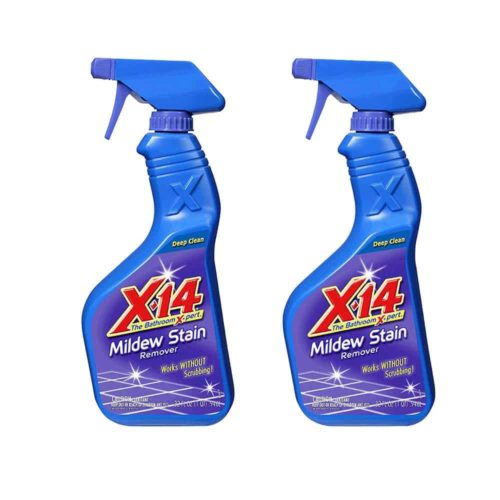 X 14 260760 Deep Clean Mildew Stain Remover Cleaner