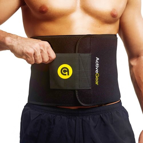 ActiveGear Workout Waist Trimmer