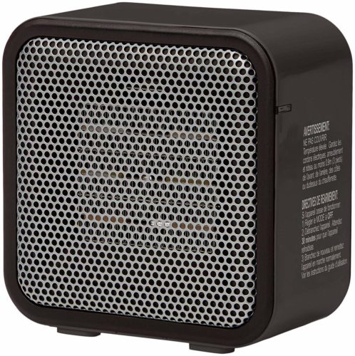 Amazon Basics 500-Watt Small Heater