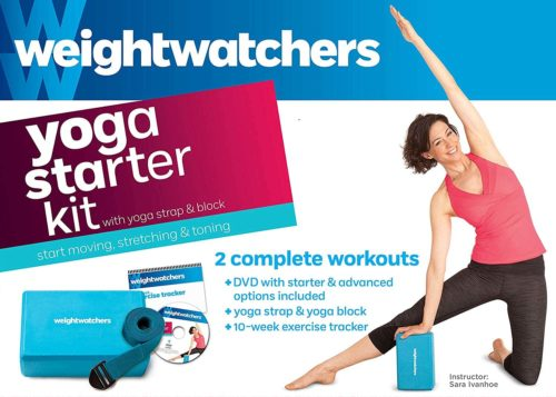 Anchor Bay's Yoga for weight loss for Beginner's