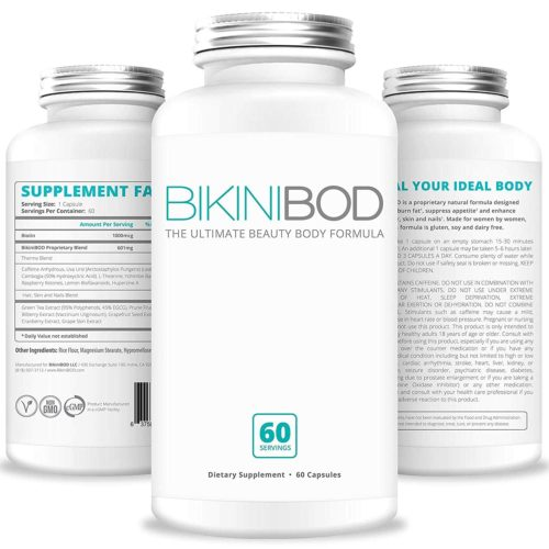 Bikinibod Appetite Suppression Pill