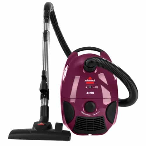 Bissell Zing 4122 Bagged Canister Vacuum