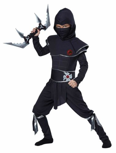 California Costumes Ninja Warrior Child Costume