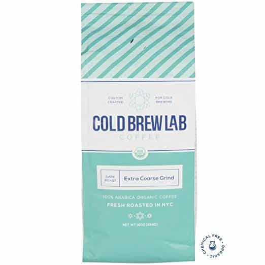 Cold Brew Lab Ground Coffee