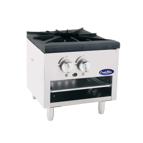 Cook Rite ATSP-18-1L Single Stock Pot Stove