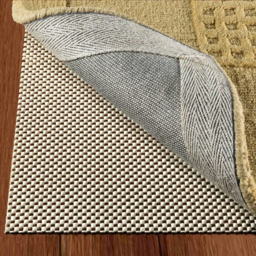 DoubleCheck Products Non-Slip Area Rug Pad