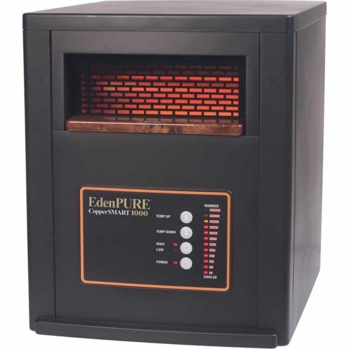 EdenPure CopperSMART Portable Heater