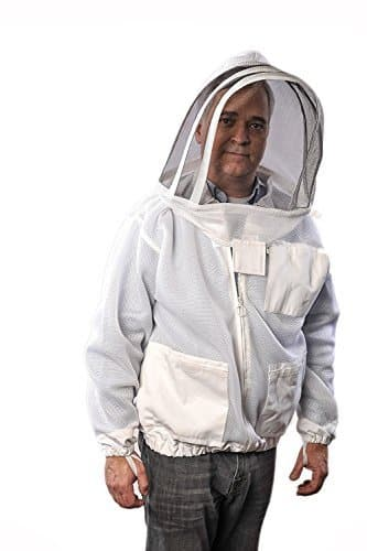 Forest Beekeeping Ultra Light Weight Ventilated Jacket