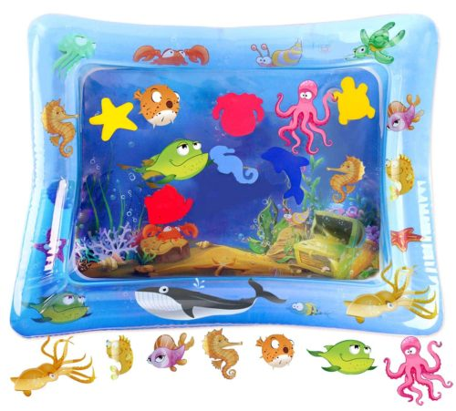 HISTOYE Tummy Time Water Mat