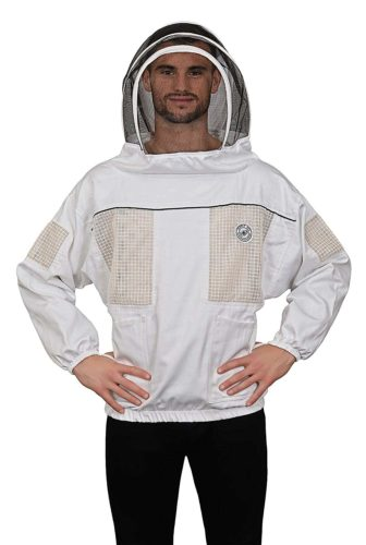 Humble Bee 431-M Ventilated Beekeeping Suit with Fencing Veil