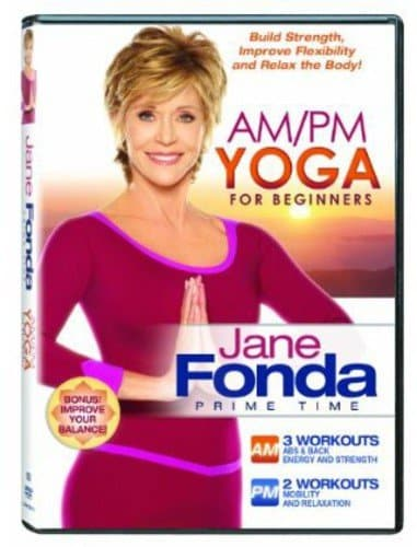 Jane Fonda Young Workout Videos