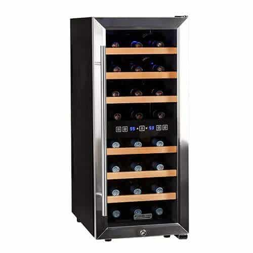 Koldfront 24 Bottle Free Standing Wine Cooler