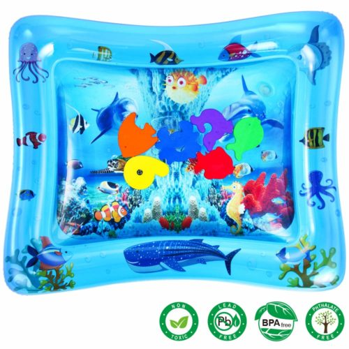 LUKAT Baby Water Play Mat