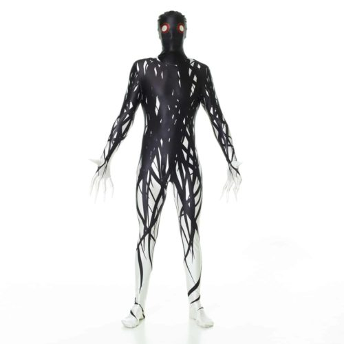 Morphsuits Zalgo Monster Urban Legend