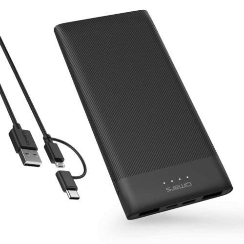 Omars 10000 mAh Power Bank