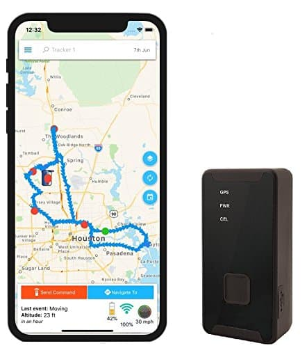 Optimus GPS Tracker (2.0)