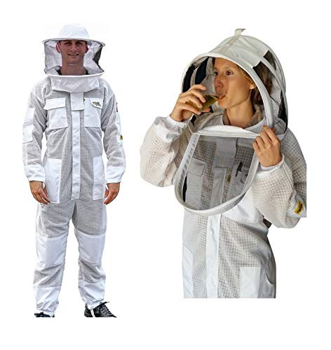 Oz Armour Ultra Cool Ventilated Full Beekeeping Suit