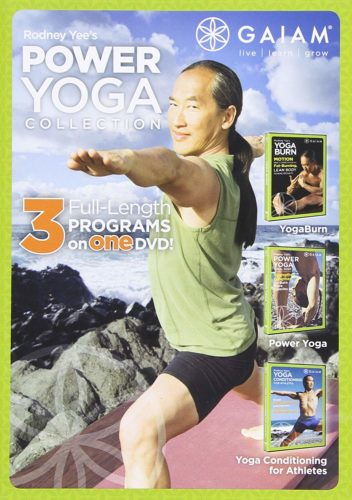 Power Yoga Set of 3 CDs