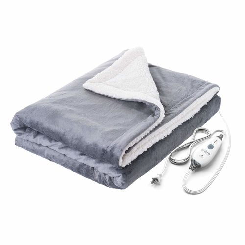 Pure Enrichment PureRelief Plush Heated Throw