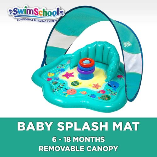 SwimSchool Baby Splash Mat