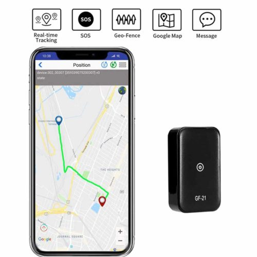 TAOZHI Mini Portable GPS Tracker